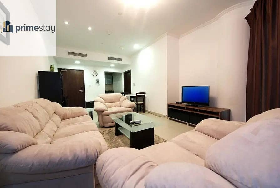 2 Cozy 1BR Fully Furnished Near Metro JLT