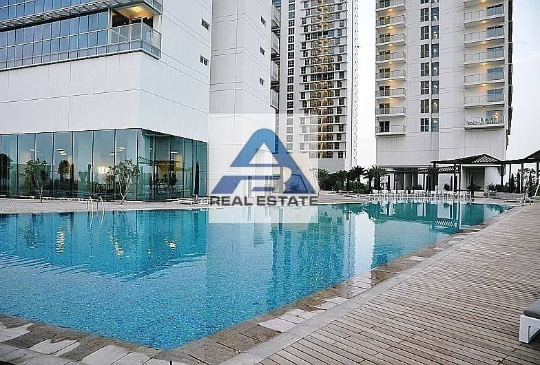 Luxury 2  bhk ! 06 months Contract !  Facilities and parking near to Zayed Sports City