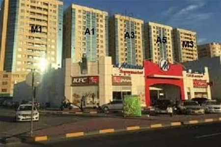 1 Bedroom Apartment for Rent in Garden City, Ajman - CHEAPEST 1 BHK FOR RENT IN GARDE CITY WITH CLOSED KITCHEN IN GARDEN CITY 15 K ONLY