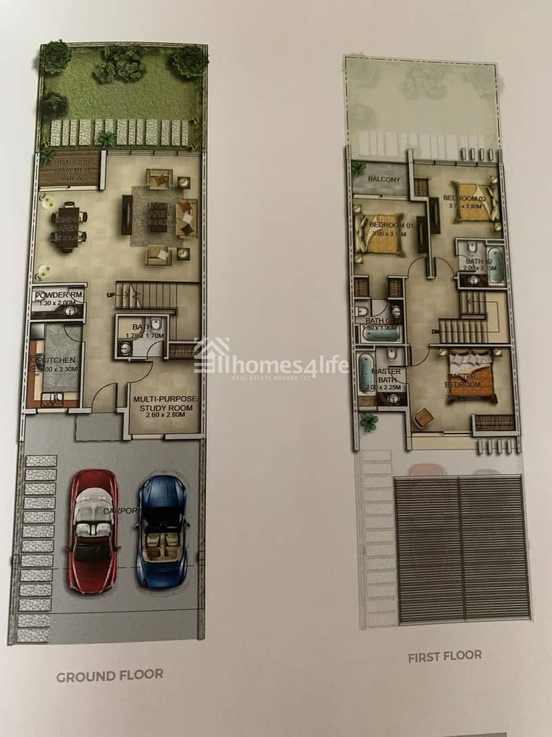 15 3 BED + STUDY | ALL IN SUITE | BEST LAYOUT
