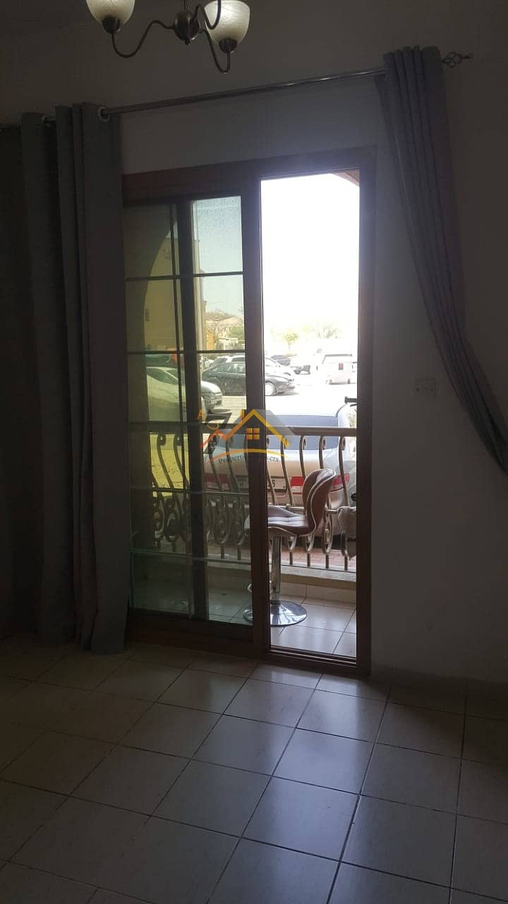 SPECIOUS 1BEDROOM HALL WITH DOUBLE BALCONY AVAILABLE FOR SALE IN SPAIN CLUSTER