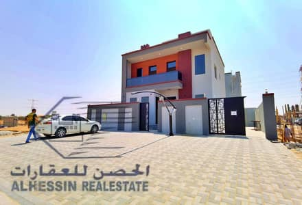 3 Bedroom Villa for Sale in Al Yasmeen, Ajman - for sale brand new villa with very good finishing in good price.