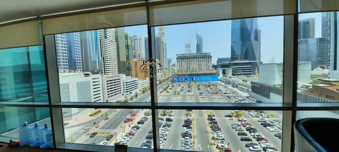 مکتب  للايجار في مركز دبي المالي العالمي، دبي - Rent  Stunning   Fitted/Furnished Office in Liberty House DIFC