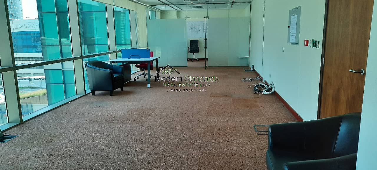 Rent  Stunning   Fitted/Furnished Office in Liberty House DIFC