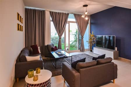 تاون هاوس 3 غرف نوم للايجار في مدن، دبي - Prime Location | Peaceful | Sun Filled | Mid unit