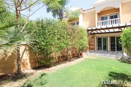 تاون هاوس 2 غرفة نوم للايجار في مثلث قرية الجميرا (JVT)، دبي - Converted 2bd | Landscaped | Upgraded