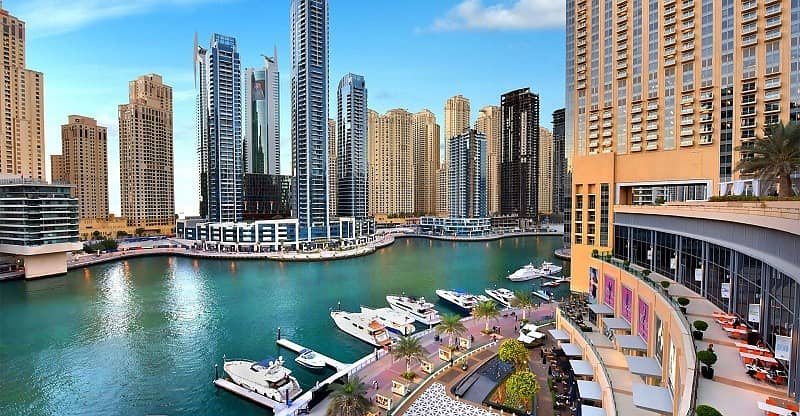 11 Fully Equipped  Restaurant in Dubai Marina for Rent