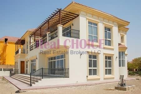 Custom 7BR Villa with a Basement|Facing Park