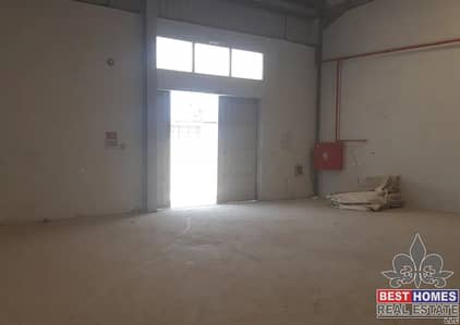 Warehouse for Rent in New Industrial City, Ajman - Warehouse/ 1600 sq ft / New industrial area,ajman
