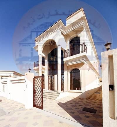 فیلا 4 غرف نوم للبيع في المويهات، عجمان - Personal finishing villa three minutes from Sharjah