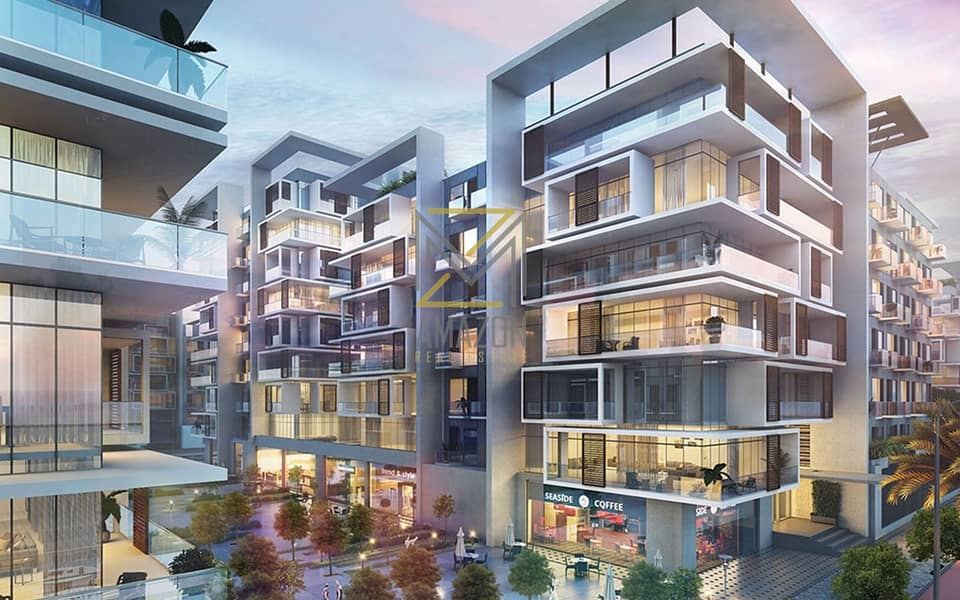 Amazing Community and Area / HIGH ROI / Harbour Views and Canal Views - Azizi Shops
