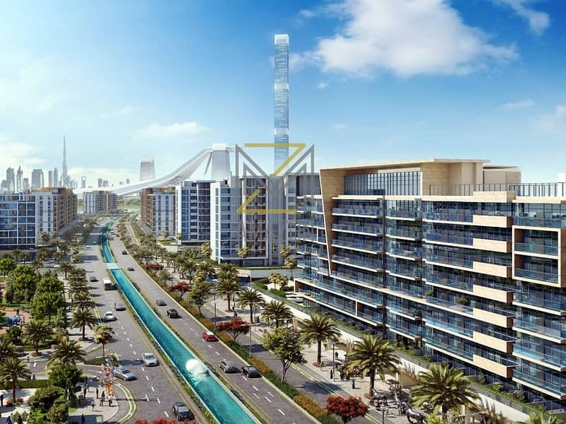 10 Amazing Community and Area / HIGH ROI / Harbour Views and Canal Views - Azizi Shops