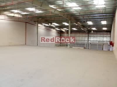 20800 Sqft  Warehouse with 525 KW Power in DIP 1
