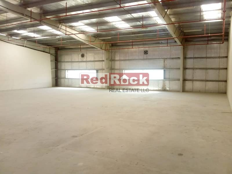 2 20800 Sqft  Warehouse with 525 KW Power in DIP 1