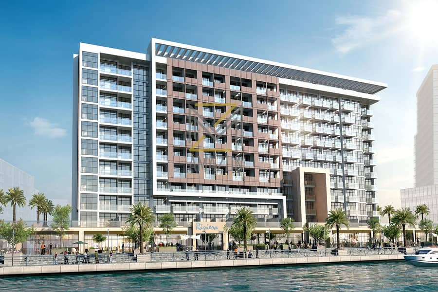 12 Harbour Views and Canal Views / High  Return of Interest / Azizi Shops