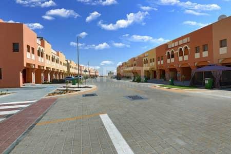 3 Bedroom Villa for Rent in Hydra Village, Abu Dhabi - Vacant! Wonderful Homey Villa! Rent now!