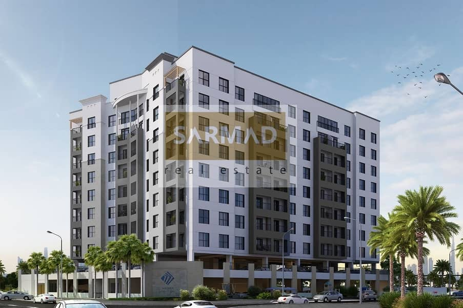 Brand New! Unfurnished Spacious 2 BHK