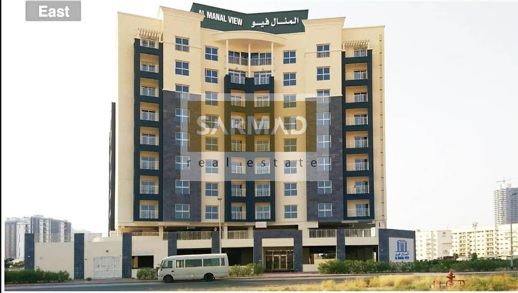 2 Brand New! Unfurnished Spacious 2 BHK