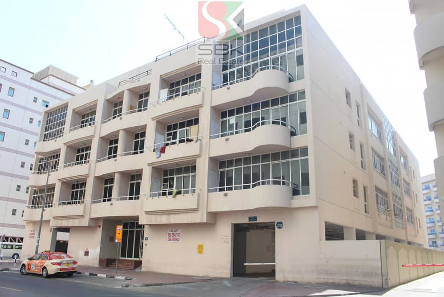 Spacious 1bhk for rent in Barsha 1