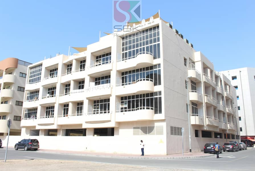 2 Spacious 1bhk for rent in Barsha 1