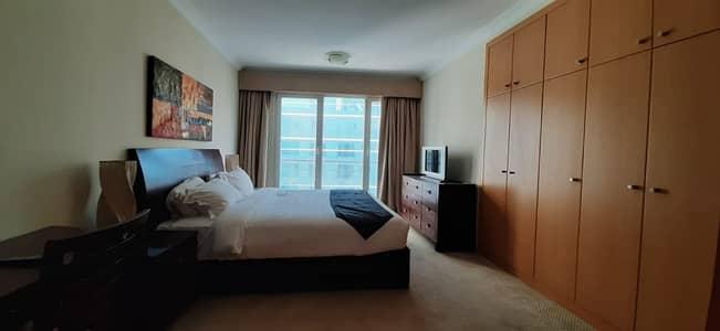 فلیٹ 2 غرفة نوم للايجار في البرشاء، دبي - شقة في البرشاء 1 البرشاء 2 غرف 64000 درهم - 4780977