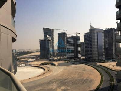 فلیٹ 1 غرفة نوم للايجار في مدينة دبي الرياضية، دبي - Partial Canal Facing 1 BHK Apart For Rent in Hub Canal