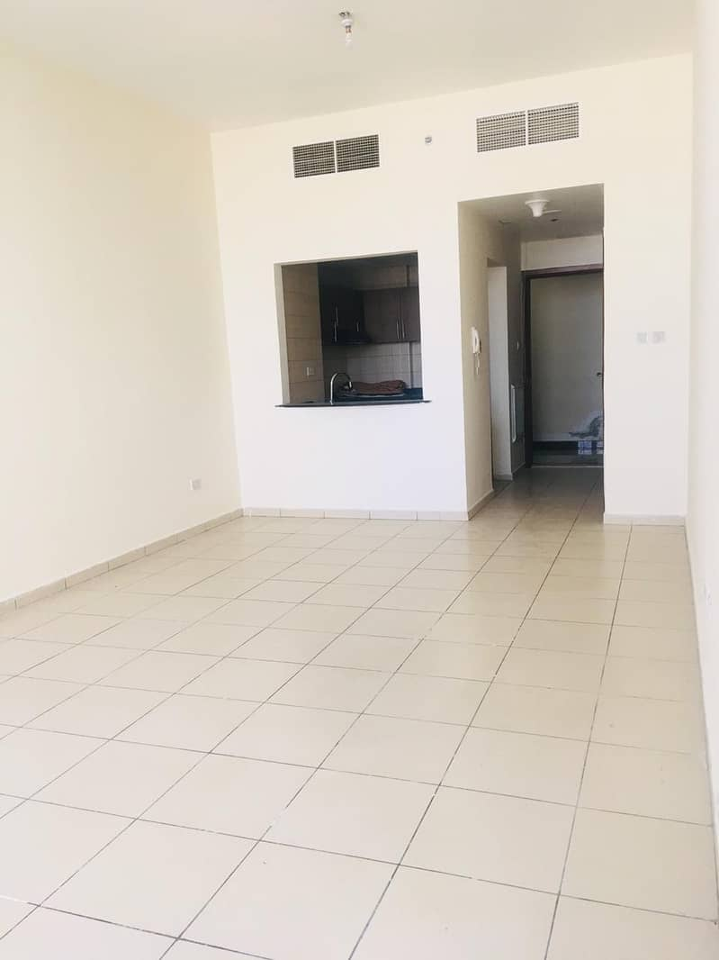 1 bhk master with free parking garden view in Ajman one tower for rent