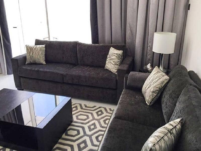 2 Golf Course View  | Fully Furnished | Brand New | 2BR