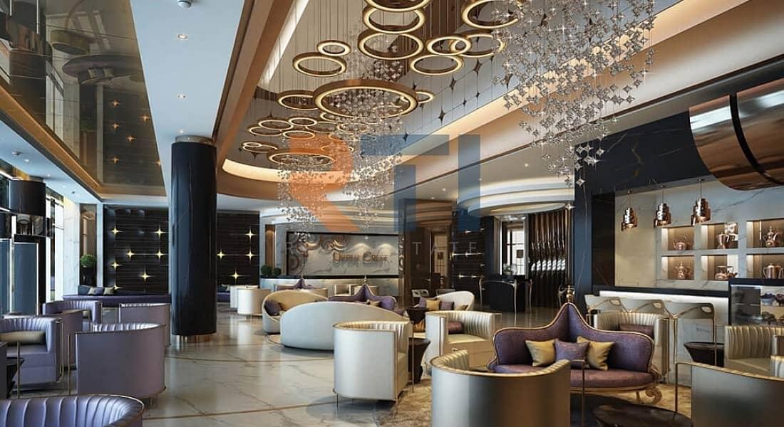 12 Fully Furnished Apt.|High Floor|Burj Khalifa