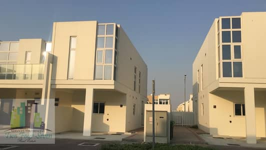3 Bedroom Villa for Rent in Akoya Oxygen, Dubai - BEAUTIFUL 3BED+M BACK TO BACK NEAR P/POOL