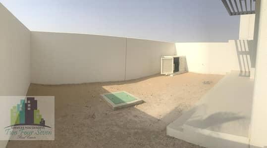 تاون هاوس 3 غرف نوم للايجار في أكويا أكسجين، دبي - NEAR PARK END UNIT 3BED+M IN AKOYA OXYGEN