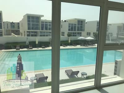 6 Bedroom Villa for Rent in Akoya Oxygen, Dubai - AMAZING POOL VIEW 6BED+M IN AKOYA OXYGEN