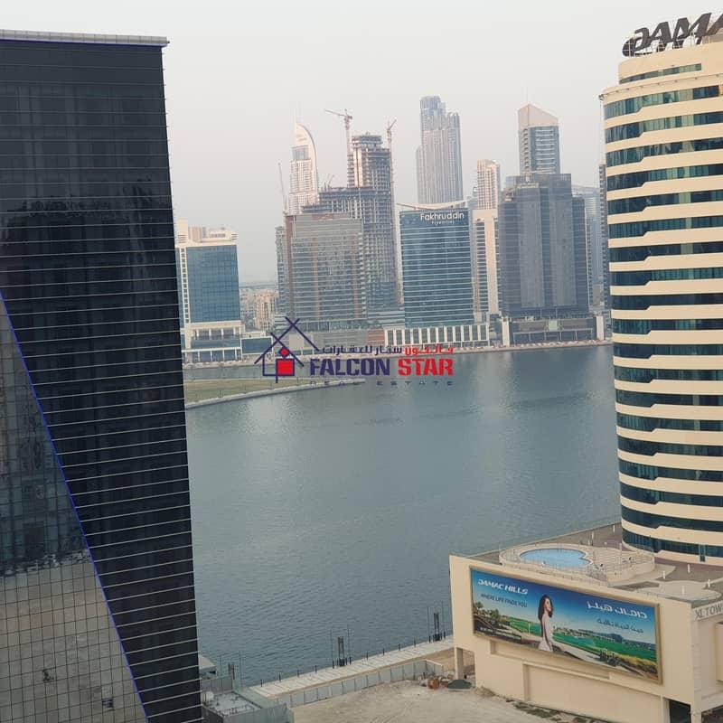 2 CANAL VIEW LUXURY FURNISHED STUDIO - DUBAI DOWNTOWN