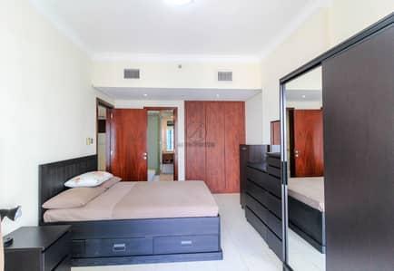 شقة 1 غرفة نوم للايجار في أبراج بحيرات الجميرا، دبي - Furnished Clean 1 BR