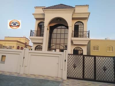 فیلا 4 غرف نوم للبيع في المويهات، عجمان - فيلا للبيع تشطيب سوبر دوبلكس وبسعر مغرى مع امكانية التمويل البنكى