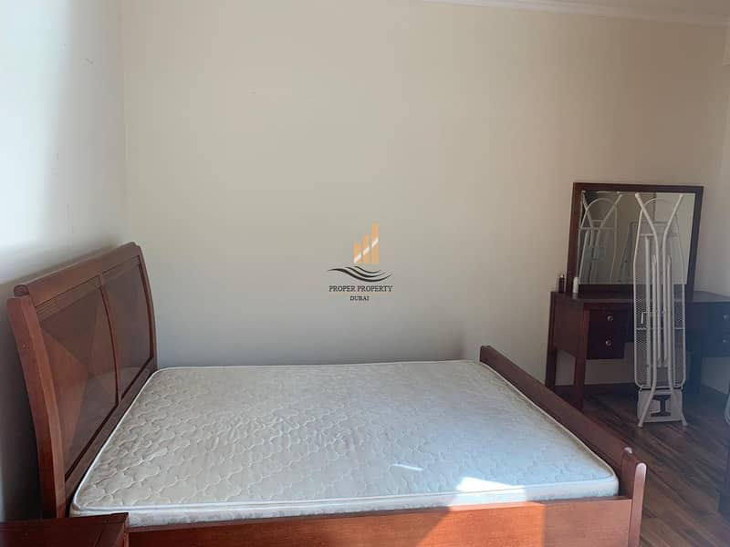 1 Bed Room in Saba next to metro Furnished or unfurnished flexibility