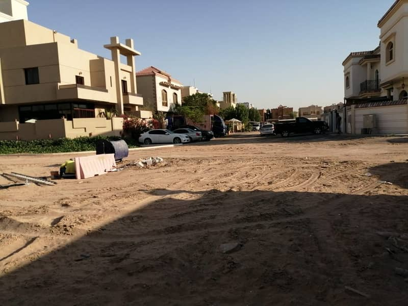 FOR SALE RESIDENTIAL LAND NEAR RIYAD SSTREET AR A SPECIAL PRICE