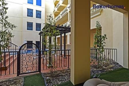 فلیٹ 2 غرفة نوم للبيع في قرية جميرا الدائرية، دبي - Courtyard | Pool View | With Maids