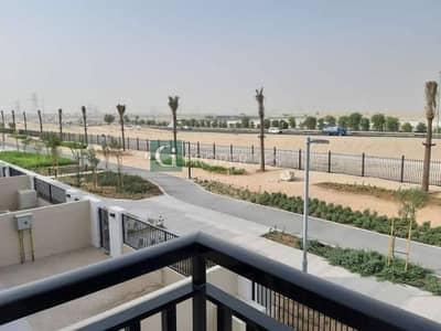 تاون هاوس 3 غرف نوم للايجار في تاون سكوير، دبي - Single row   Desert view   Multiple cheques