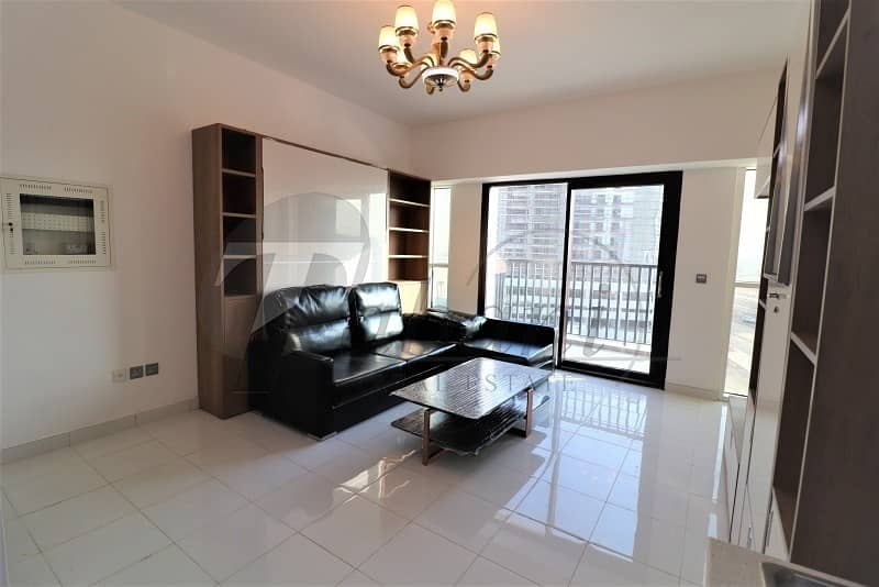 Unbeatable Price and Furnished Spacious Studio