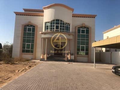 فیلا 6 غرف نوم للايجار في مدينة خليفة أ، أبوظبي - Individual Luxury 6BR Villa + 2 Yard