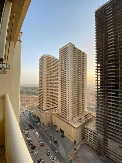 1 Bedroom Apartment for Sale in Emirates City, Ajman - Rare Offer…! Big Size One Bedrooms Flat for Sale in 160k in C4 Lake Tower, Ajman. . . . !