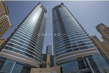 3 Bedroom Apartment for Rent in Jumeirah Beach Residence (JBR), Dubai - Panoramic Full sea view from all rooms