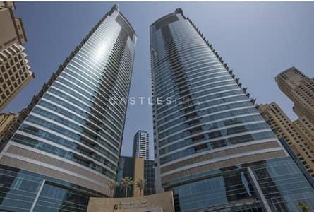 شقة 3 غرف نوم للايجار في جميرا بيتش ريزيدنس، دبي - Panoramic Full sea view from all rooms
