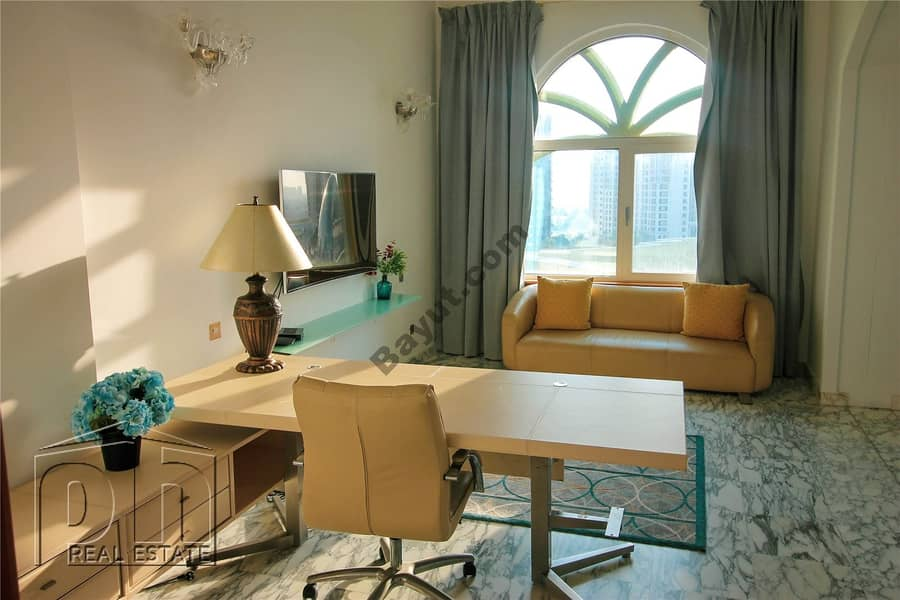 Penthouse | furnished | Reduced