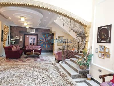 11 Bedroom Villa for Sale in Khalifa City A, Abu Dhabi - Best Price | Corner Unit | Private Pool And Elevator