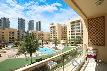 2 Bedroom Flat for Sale in The Greens, Dubai - New To The Market | Large 2 Beds + Study