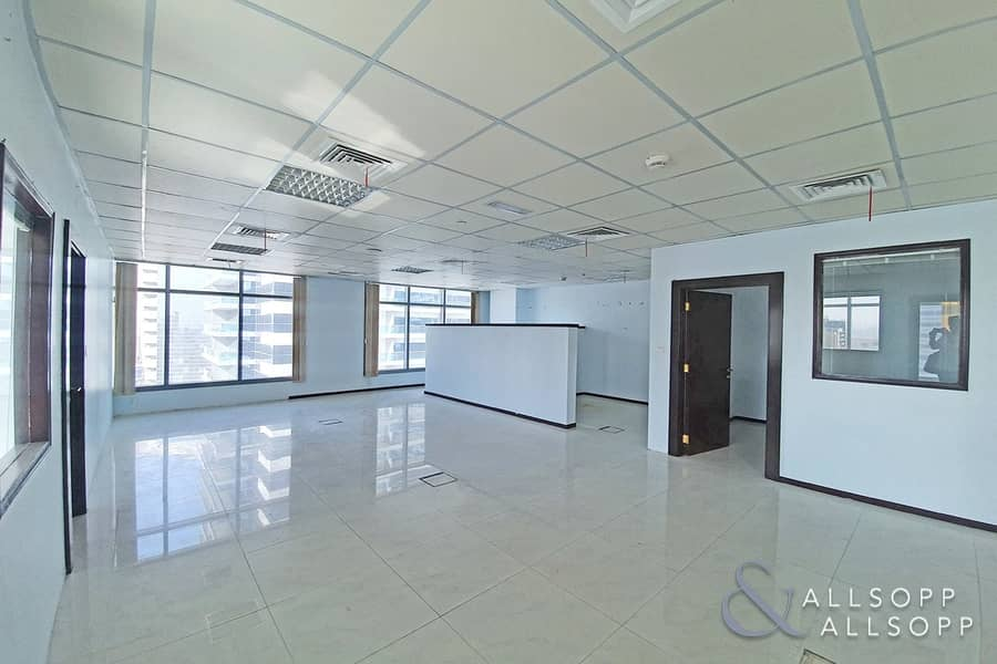 Fitted Office | Amazing Views | Near Metro