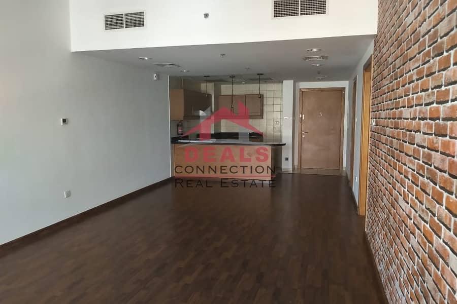Wooden Floor | Huge 1 Bedroom with Balcony | Ready for Renting
