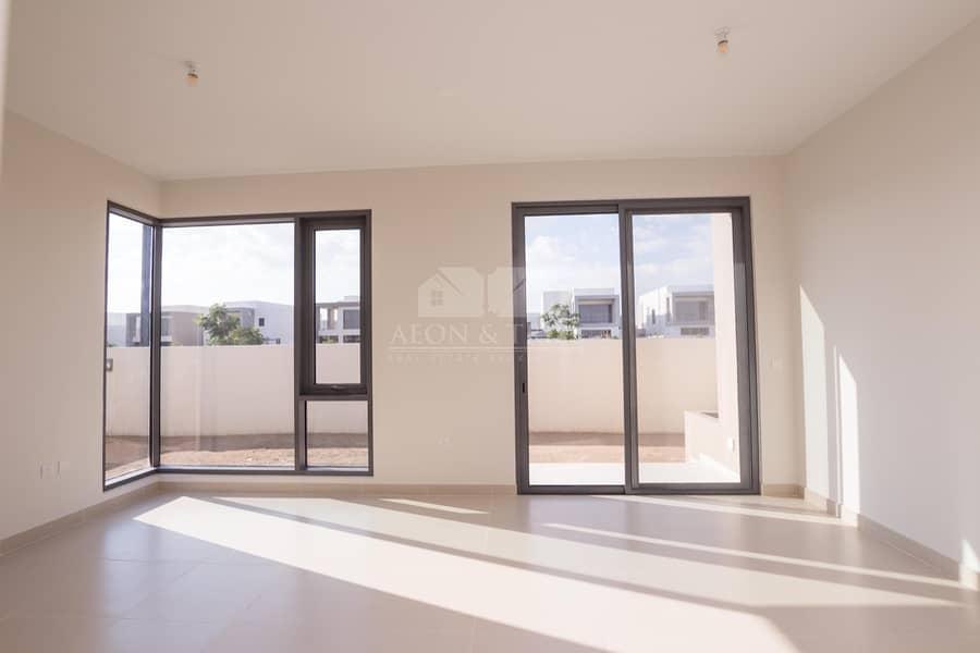 Brand New I Spacious 4 Bedrooms I Single Row Villa